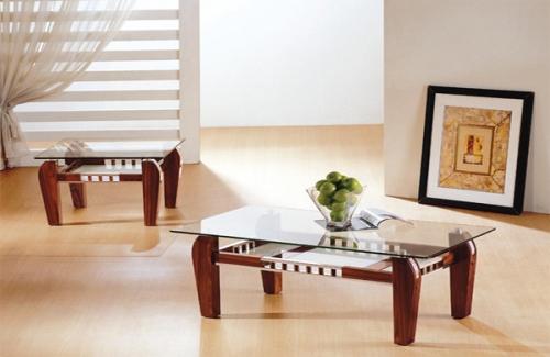 Журнальный столик в дизайне квартир