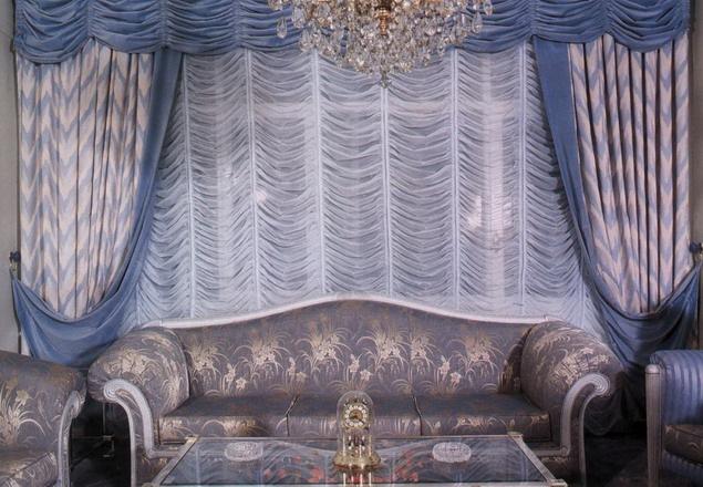 Ткань, подходящая для штор
