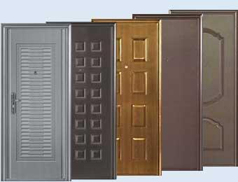 Металлические двери как вход в мир совершенства