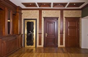 Как покрасить деревянные детали правильно