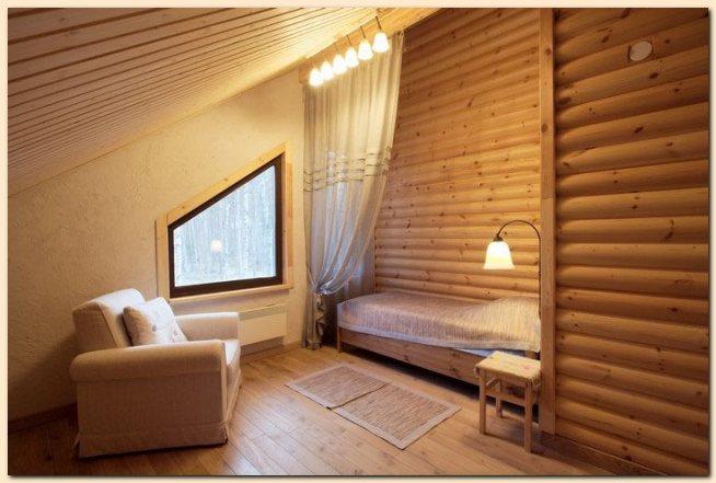 Как правильно ухаживать за домом из дерева?