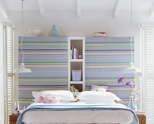 Как сделать уютной маленькую спальню
