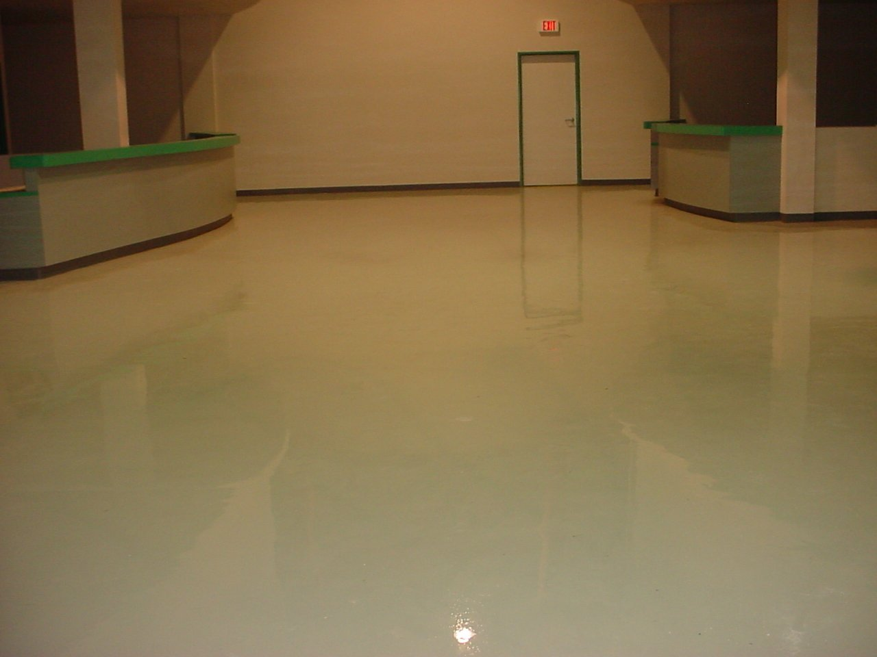 RUST-OLEUM Epoxy Shield garage floor coating