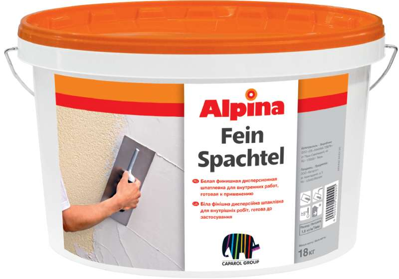Alpina Feinspachtel