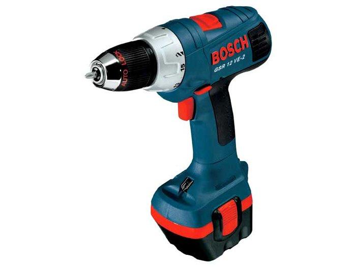 Bosch GSR 12 VES-2