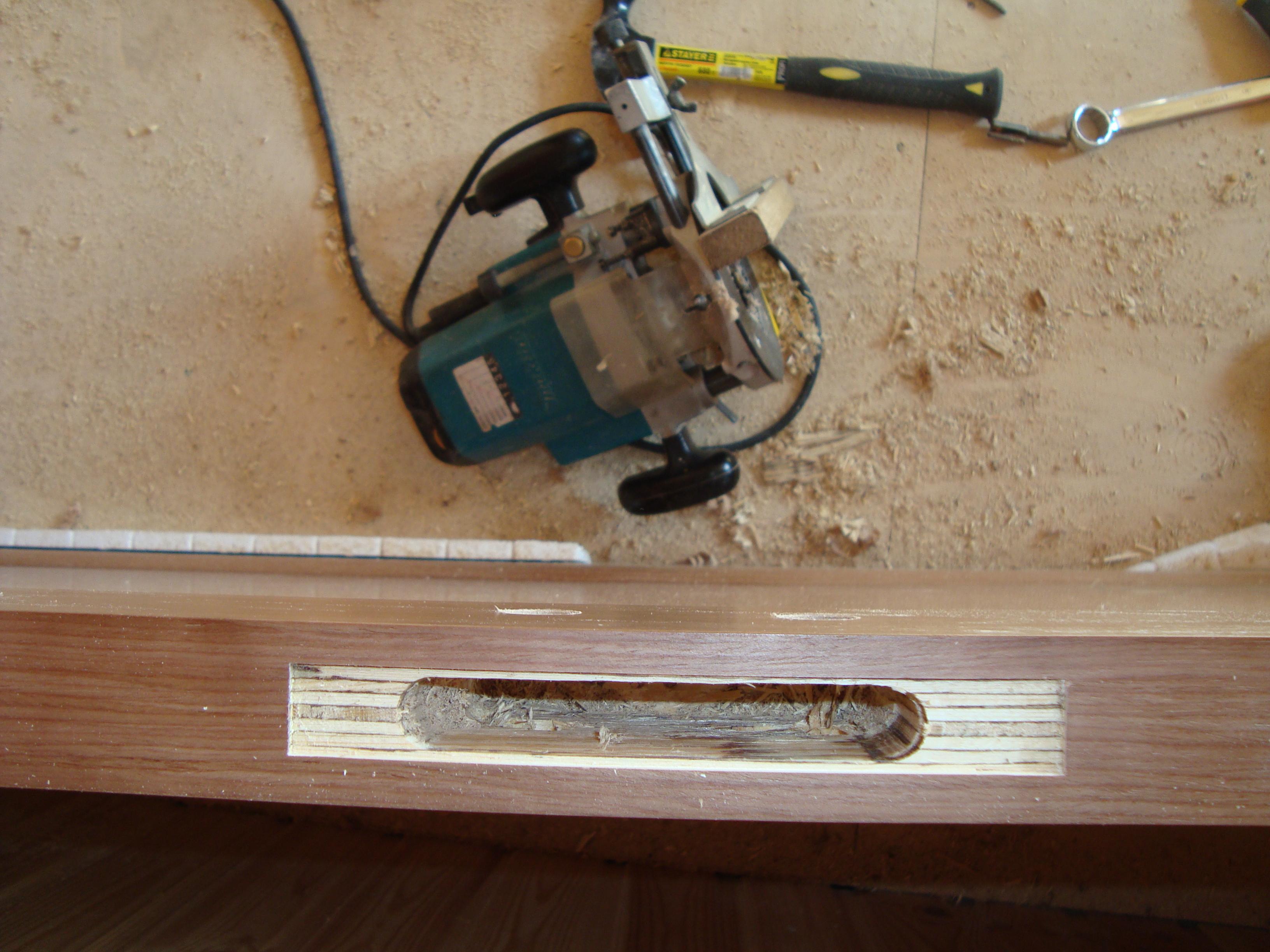 Как избежать задиров и сколов на свилеватой древесине