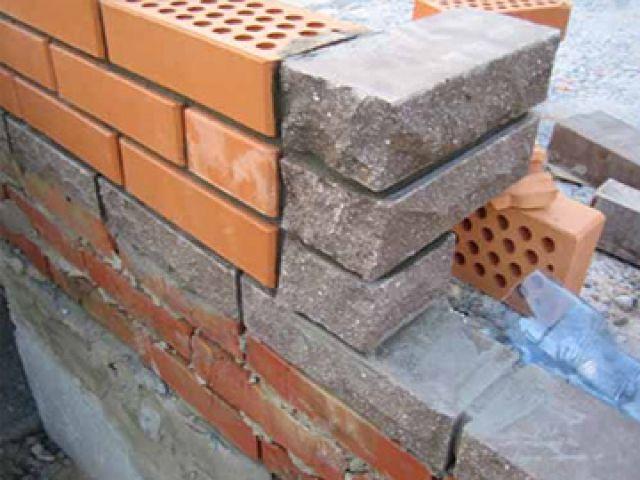 Строительство стен. Общее понятие