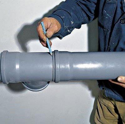 Замена канализации в квартире: демонтаж, выбор материала