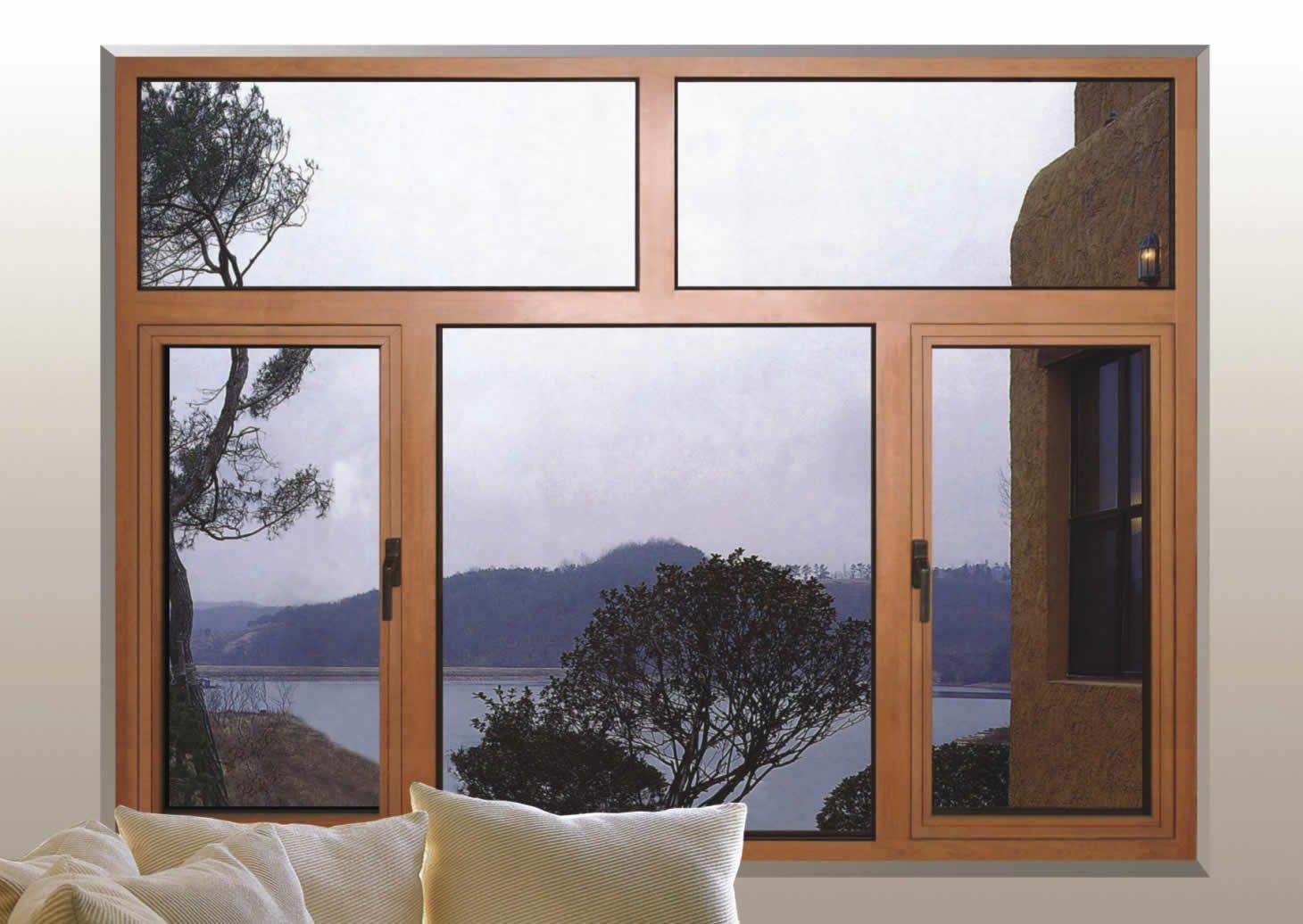 Выбираем деревянные окна для дома