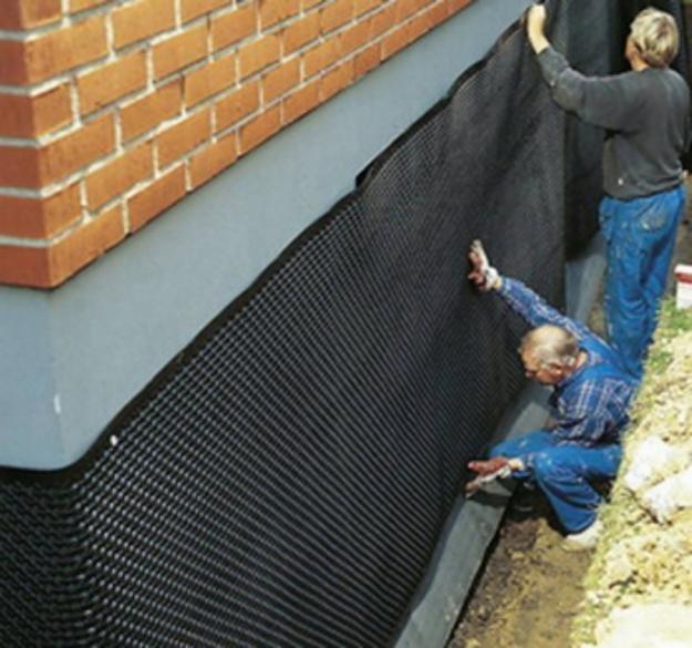 Как произвести гидроизоляцию фундамента дома