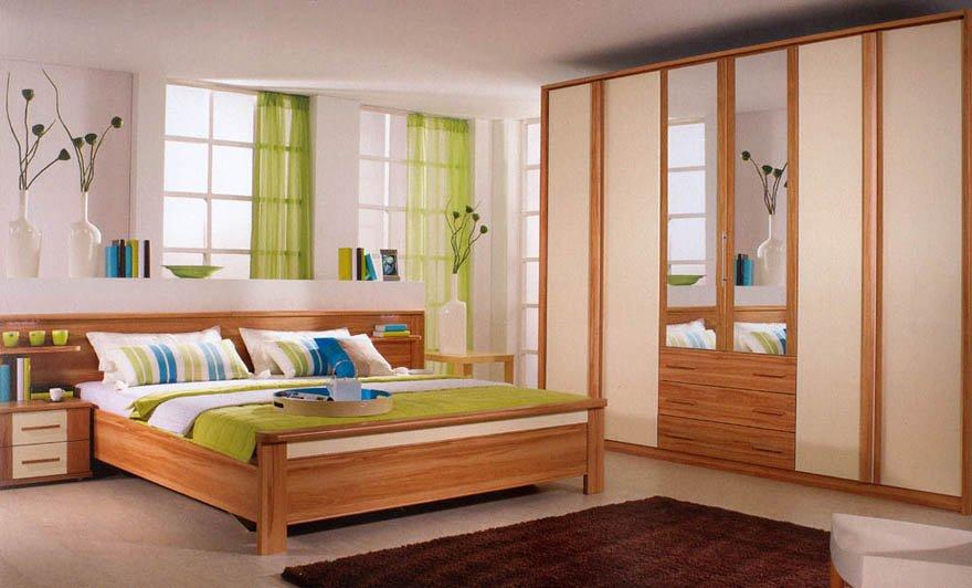 Важные детали, аксессуары спальной комнаты