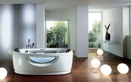 Из какого материала выбрать ванную?
