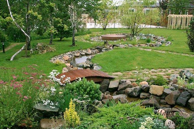 Ландшафтное проектирование загородного участка: красота в деталях