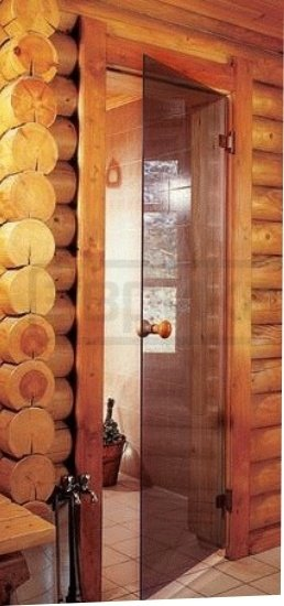 Какие двери выбрать для бани и сауны?