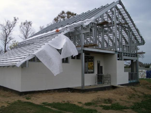 Рейтинг популярных технологий строительства домов
