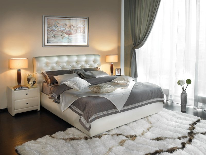 Комфорт спального ложа зависит от выбора матраса