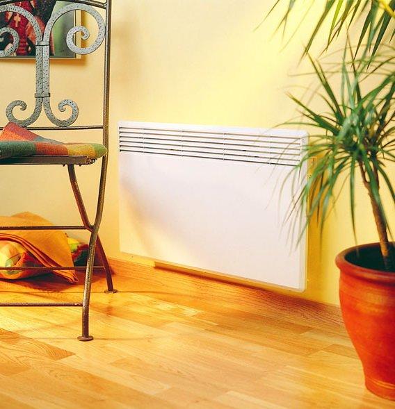Электрические конвекторы для обогрева частных домов и квартир
