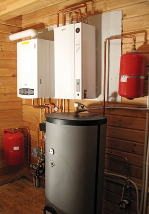 Правила выбора системы отопления на даче
