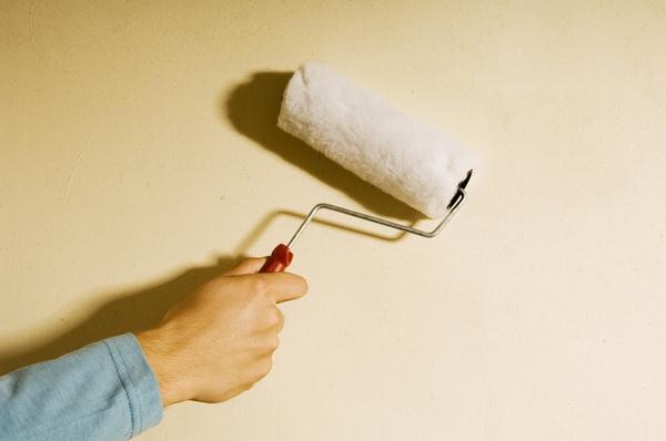 Как почистить потолок от побелки советы от Оптима Строй