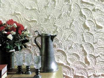 Рельефные стены - чтобы краска легло гладко