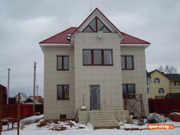 Вентилируемый фасад - лучшая облицовка дома