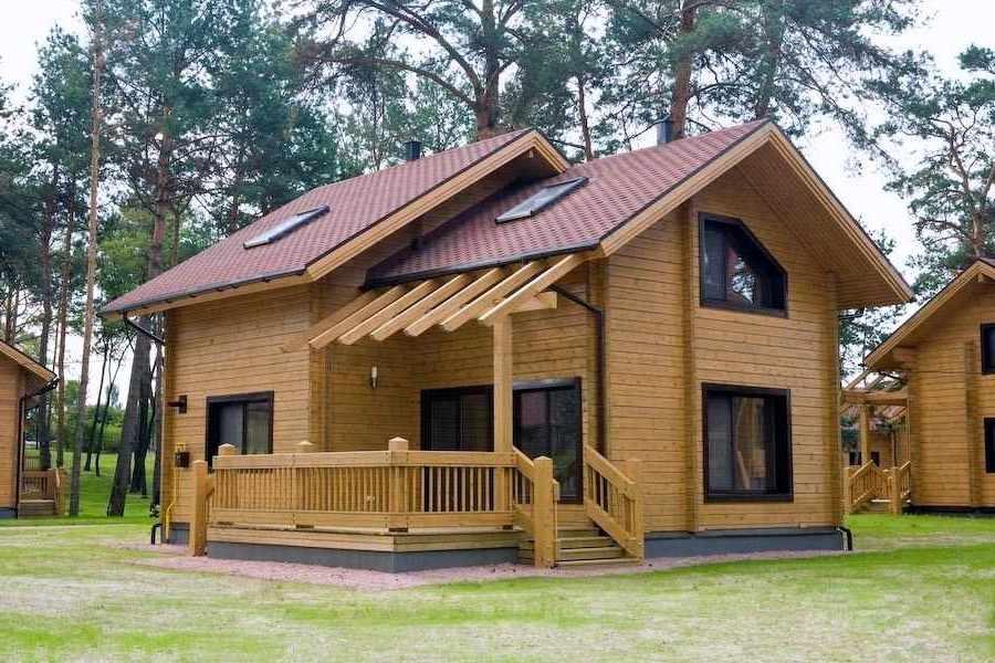 Варианты бруса для строительства жилого дома