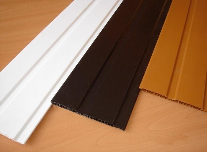 Обзор пластика для обшивки стен