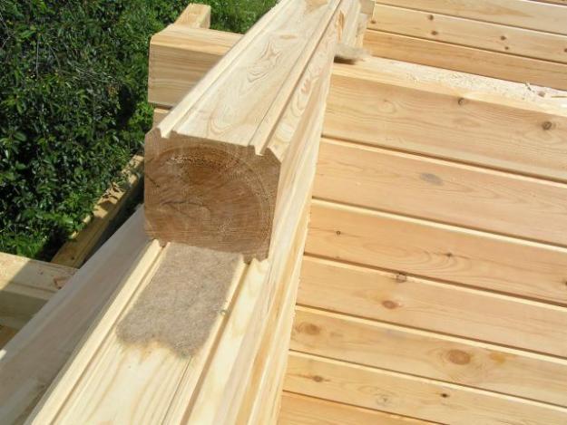 Плюсы строительства деревянных домов из бруса