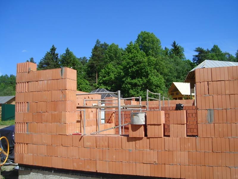Секреты строительства из блоков