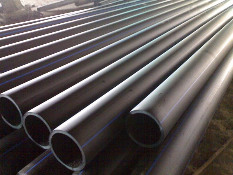 Полиэтиленовые газовые трубы
