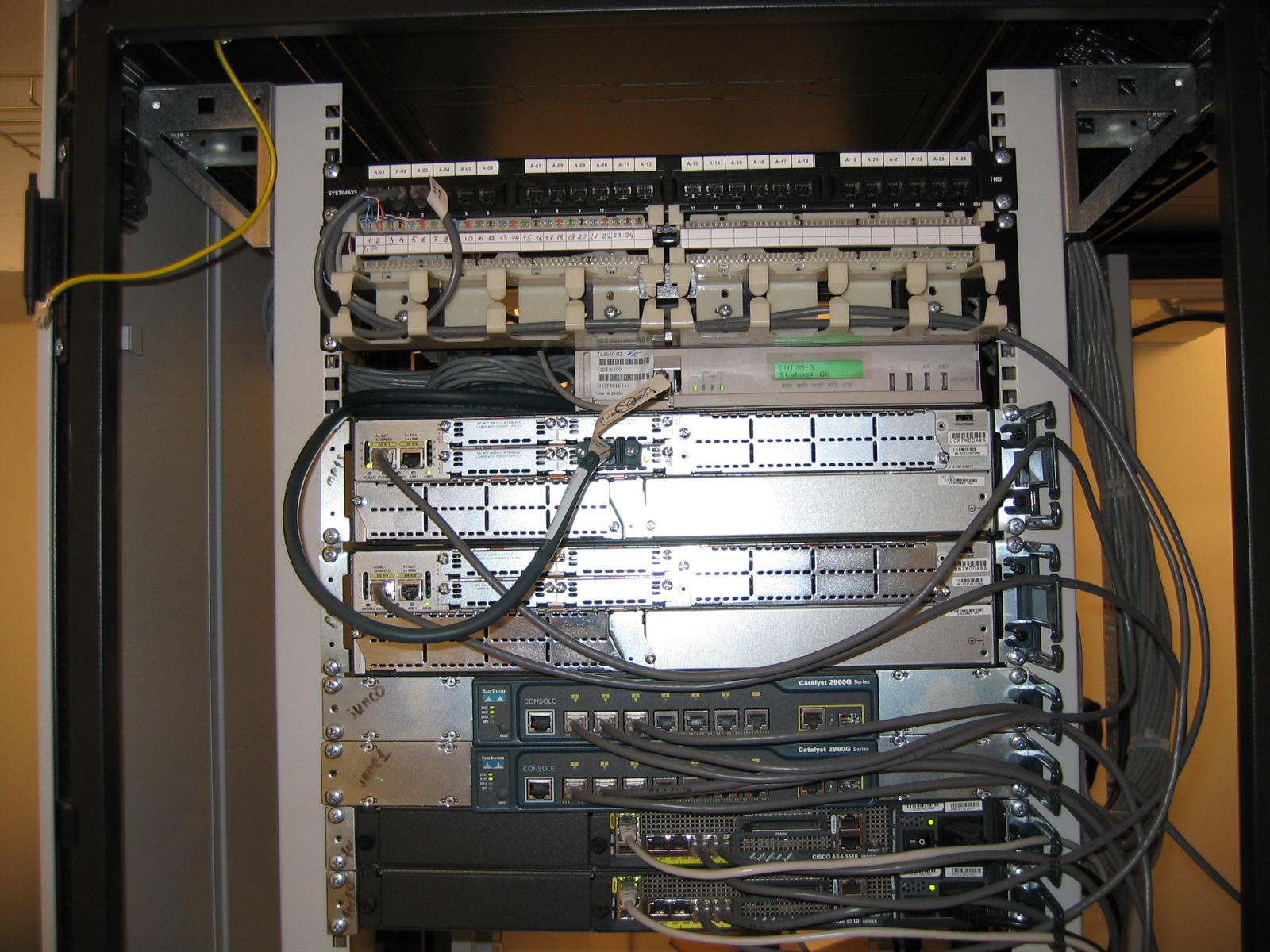 Телекоммуникационные шкафы