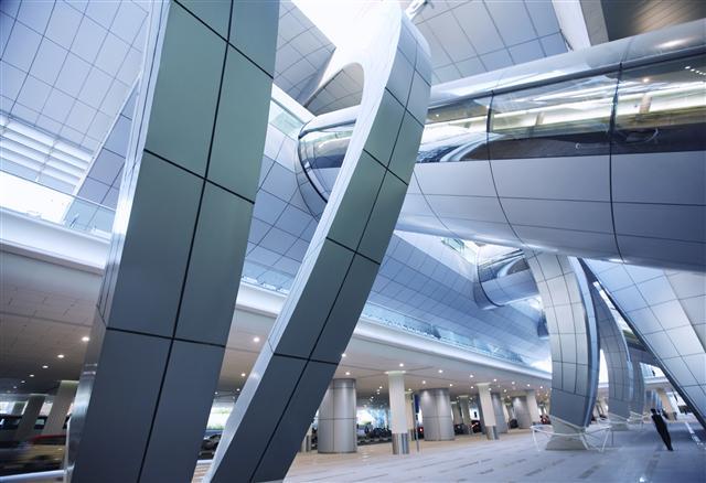 Сферы использования алюминиевых композитных панелей