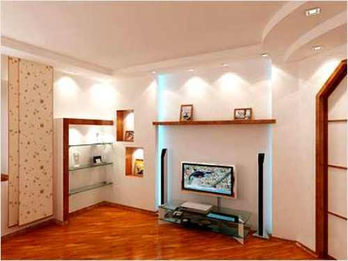Как увеличить освещение комнаты