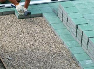 Основы кладки тротуарной плитки