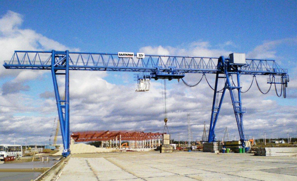 Использование кранов в строительстве
