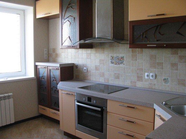 Этапы отделки кухни