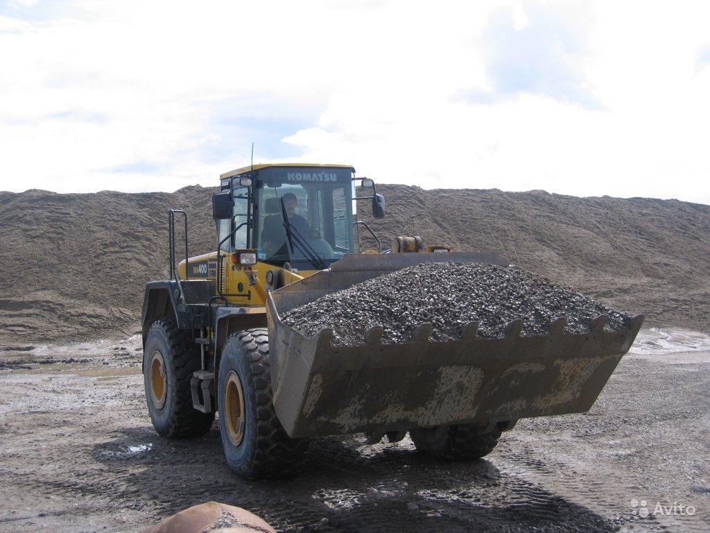 Использование щебня в строительстве