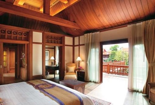 Интерьер квартиры в тайском стиле