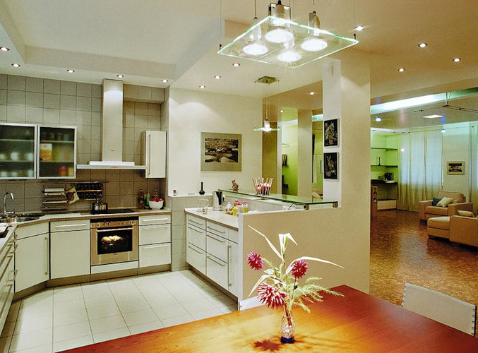 Использование бра в своей квартире в качестве основного и дополнительного освещения