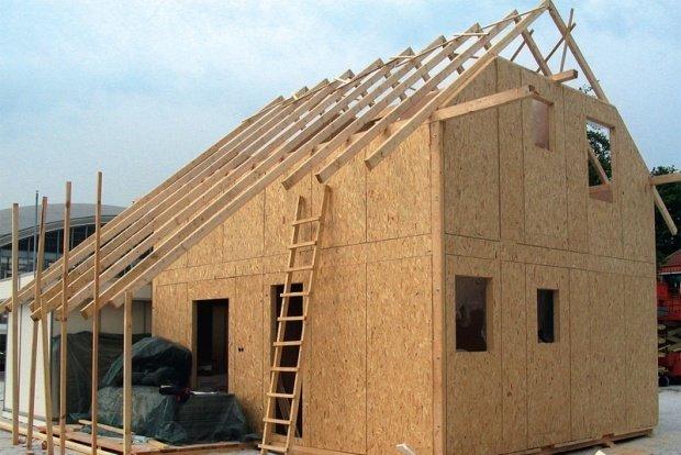 Преимущества и недостатки каркасно-щитовых домов