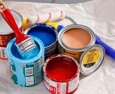 Как выбирать краску для отделки внутренних помещений