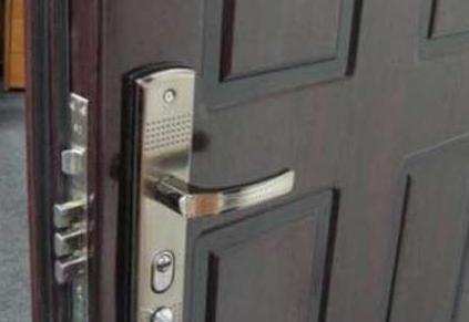 Особенности металлических входных дверей