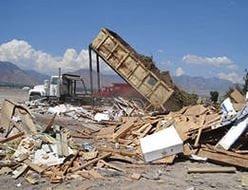 Виды утилизации строительного мусора