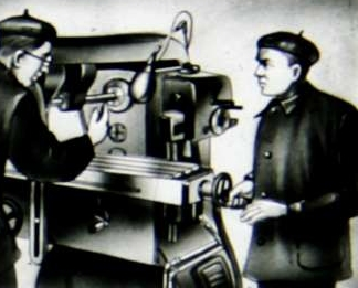 Техника безопасности при работе на фрезерном станке
