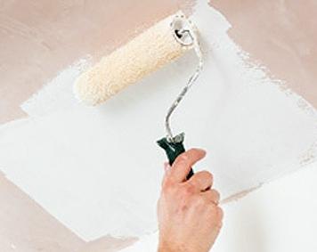 Белим потолок и где купить пробковое покрытие для стен