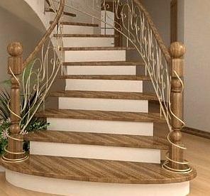 Проектируем лестницу в загородном доме