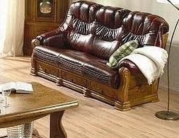 Кожаная мебель – неповторимый стиль и высокое качество