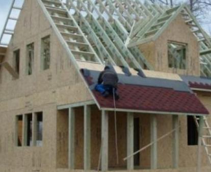 Каркасный дом – жилье для людей с различным достатком
