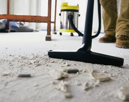 Как убрать в квартире после ремонта?