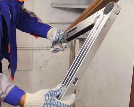 Как снять размеры для заказа стекла
